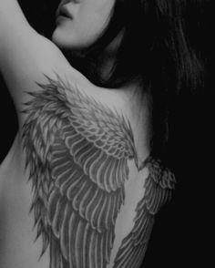 Wings #ink #tattoo