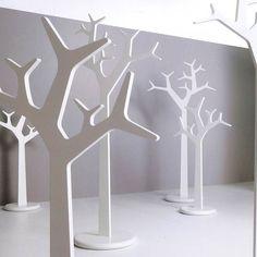 Appendiabiti fai da te - Appendiabiti a forma di albero ...