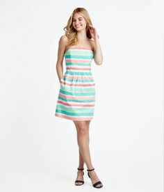 I just bought this vineyard vines dress| so cute