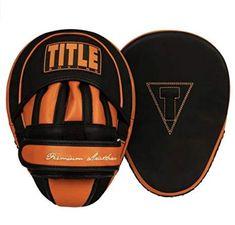 Title Boxing Premium Leather Punch Mitts Taekwondo Equipment, Mma Equipment, Training Equipment, Title Boxing, Mma Boxing, Boxing Punches, Mma Gloves, Mma Training, Kickboxing
