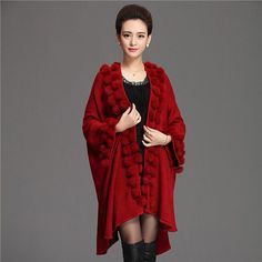 womens ponchos 2016 shawl cardigan sweater womens capes big yards loose bat sweater autumn/winter womens capes and ponchoes