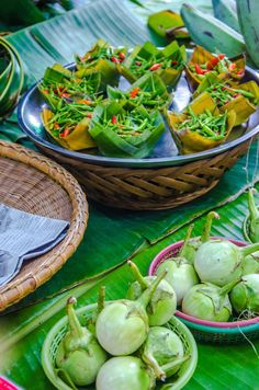 fresh veggies at Khlong Lat Mayom Floating Market in Bangkok Bangkok Travel, Thailand Travel, Floating Market Bangkok, Chicken Satay, Thai Dishes, Thai Style, Tropical Fruits, World Recipes, Travel Size Products