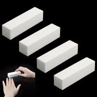 Features: 1. High Quality Sanding Block File For Nail Art 2. Professional Salon Use 3. Also Suitable