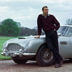 Children these days forget that it was James Bond who popularized Aston Martins! Daniel Craig had this as his getaway car in Skyfall! A nice hats off to the legendary Sean Connery! Aston Martin Db5, James Bond Cars, Automobile, Pin Up, Sean Connery, Best Investments, Sexy Cars, Fast Cars, Sport Cars