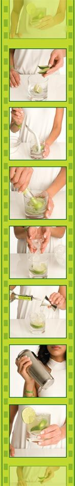 How to make the perfect Caipirinha (Brazil's national cocktail). If you don't enjoy rum but love the fresh crisp taste of a mojito, you'll love this cocktail.