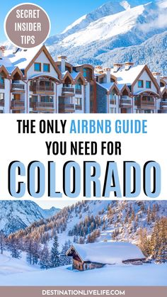 Do you love traveling in Colorado with Airbnb? Do you appreciate personal recommendations and Airbnb tips and tricks? I help people just like you daily on my facebook page. Follow along to fuel your Colorado travel wanderlust! Colorado Airbnb | Best Airbnb Colorado | Unique Airbnb Colorado | Denver Colorado Airbnb | Best Airbnb in Colorado | Colorado Airbnb Cabin | Airbnb Colorado | Airbnb in Colorado | Colorado Vacation Rentals | Vacation Rentals in Colorado | Where to Stay in Colorado Colorado Tourism, Colorado Vacation Rentals, Road Trip To Colorado, Colorado Hiking, Denver Colorado, United States Cities, Denver Travel, Denver City, Best Travel Quotes