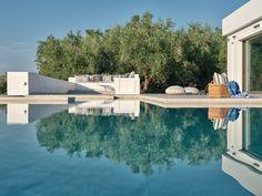 The beautiful, relaxing environment of Drallos Luxury Villa, in Zakynthos island (Zante) Greece Holiday Accommodation, Luxury Villa, Evergreen, Swimming Pools, Greece, Environment, Relax, Island, Vacation