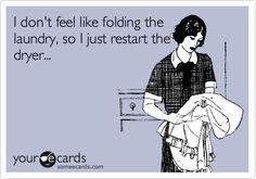 Laundry Confessions