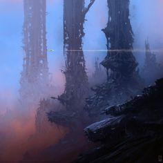 Badlands Patrol by Balaskas on DeviantArt