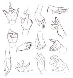 Drawing Hand Reference Ideas For 2019 Body Drawing, Drawing Base, Anatomy Drawing, Manga Drawing, Figure Drawing, Drawing Skills, Drawing Techniques, Drawing Tips, Body Sketches