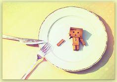 Danbo, a good meal.... by Alexandru Alex on 500px