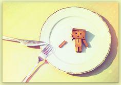 Danbo, a good meal.... by Alexandru Alex on 500px