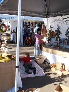 20 tips for a successful craft booth