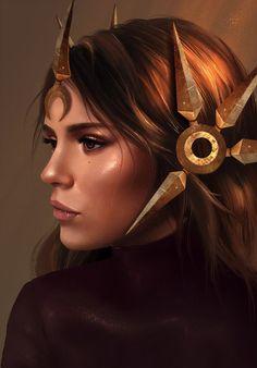 Leonaa by Haeaswen on DeviantArt
