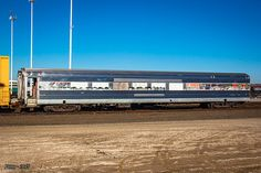 BNSF 91 - Passenger Car at Kansas City, KS | Flickr - Photo Sharing!