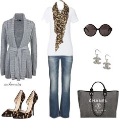 On the Prowl by archimedes16 on Polyvore