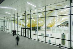 Arch2o-The Lobby of Georgia – Kutaisi Airport  UNStudio (9)