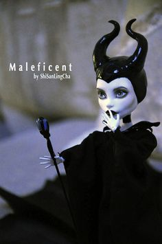 Maleficent monster high