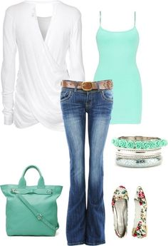 Love everything about this outfit. Cute polyvore outfit.