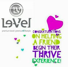 how to delete le vel thrive account