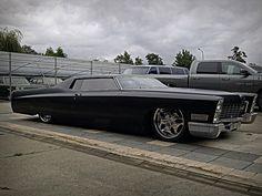 '67 Cadillac Coupe Deville Custom