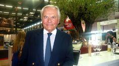 Bernard Magrez, lors de Vinexpo 2015 à Bordeaux © Jean-Pierre Stahl