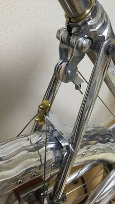 https://flic.kr/p/KmSvDE | Caminargent | brake cable twice pulley system