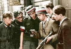 Polish Resistance Fighters