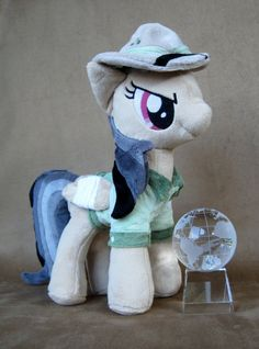 ed5a3f23716d Digital Download  My Little Pony Plush Sewing by munchforlunch My Little  Pony Plush