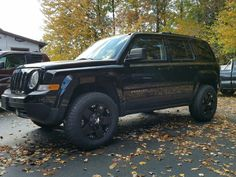 The best lifted jeep patriot compact crossover suv no 58 - Awesome Indoor & Outdoor Jeep Wagoneer, Jeep Rubicon, Jeep Wrangler, Crossover Suv, Jeep Patriot Lifted, Jeep Photos, Best Suv, Jeep Mods, Cars