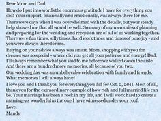 - Groom and Bride Message to Their Parents - EverAfterGuide