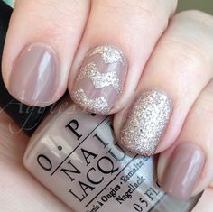 OPI Tickle my Francey and silent stars go by