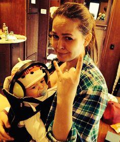 Giovanna Fletcher (Author; Actress; Wife to McFlys Tom Fletcher) Blogs for Hello!Online