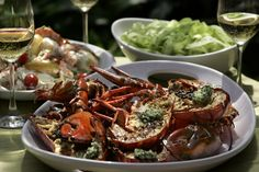 Easy dinner recipes: Three lobster options for Gluten-Free Wednesday  It's Gluten-Free Wednesday. Celebrate with lobster.  http://www.latimes.com/food/dailydish/la-dd-edr-easy-dinner-recipes-three-lobster-options-for-glutenfree-wednesday-20141021-story.html