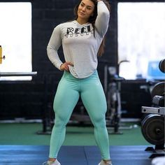 Ms Brigitte Goudz @brigittegoudz From:Ukraine &USA . #femalemuscleworld #girlswithmuscle #workout #bodubuilding #fitnesshoot #love #likes #muscle #follow #phootooftheday #usa #brazil #instagood #gym #motivation #legs