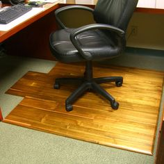 office chair mat 19 desk rh pinterest com