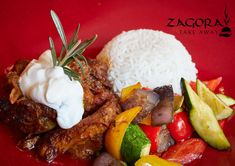 Slow-braised lamb knuckles in a Mediterranean mild curry sauce. Served with steamed basmati rice, Mediterranean vegetables and Greek yoghurt. Braised Lamb, Lamb Curry, Greek Yoghurt, Curry Sauce, Frozen Meals, Grilling, Menu, Rice, Dishes