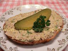 Škvarková pomazánka Avocado Toast, Baked Potato, Potatoes, Treats, Baking, Breakfast, Ethnic Recipes, Food, Sweet Like Candy