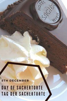 Wien ist untrennbar verbunden mit einem guten Stück Sachertorte! Thinking of Vienna is thinking of a good piece of Sacher cake! #villavienna #vienna #sacher  Auf der Suche nach der besten Sachertorte in Wien gibt es viele Kaffeehäuser zu erkunden - zu den bekanntesten zählen:  CAFÉ LANDTMANN, Universitätsring 4, 1010 Wien CAFÉ SACHER (und Namensgeber der süßen Versuchung), Philharmonikerstraße 4, 1010 Wien CAFÉ CENTRAL, Herrengasse/Strauchgasse, 1010 Wien Eurotrip, Vienna, Desserts, Food, Coffeehouse, Explore, Searching, Deserts, Dessert