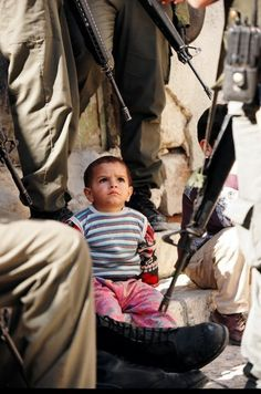 And they wonder why we grow up hating them (from a Palestinian blogger)