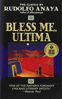 Bless Me, Ultima by Rudolfo Anaya 15 Essential Books By Latino Authors in America Best Books To Read, Great Books, My Books, Reading Lists, Book Lists, Reading 2014, Essay Topics, Book Week, Writing Services