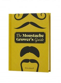 The Moustache Growers Guide Book | ASOS