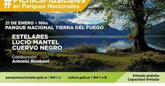 http://ift.tt/2g8ocgB http://ift.tt/2gmsvrp  El próximo encuentro del ciclo Picnics Musicales en Parques Nacionales se desarrollará el sábado 21 de enero a las 16 hs en el Parque Nacional Tierra del Fuego con la participación de Estelares Lucio Mantel y el artista local Cuervo Negro.  La iniciativa es organizada por la Administración de Parques Nacionales el Ministerio de Cultura el Ministerio de Turismo y el Ministerio de Ambiente y Desarrollo Sustentable de la Nación. El ciclo es anual con…