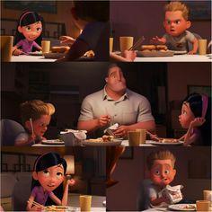 Disney Marvel, Disney Pixar, Walt Disney, Best Disney Movies, Disney Stuff, Violet Parr, Disney Crossovers, Jack And Jack, Dim Lighting