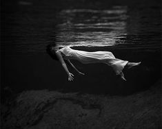 head above water...