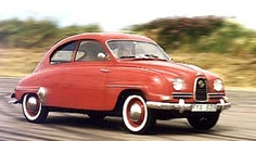 My dad had his own business in the 60's- Garrison's Foreign Cars- He sold Saab & Fiat. I used to hang out in his garage.