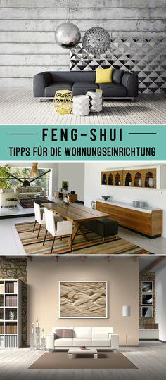 Feng Shui Tipps Für Die Wohnungseinrichtung. Ratgeber Nach Den Feng Shui  Regeln