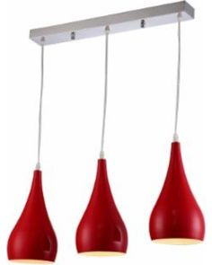 red pendant light - Google Search