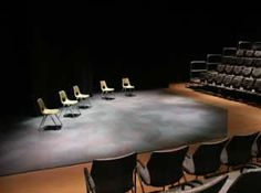 black box theater risers | Frederickson Theatre, completed January 2001, is the ESU Theatre ...