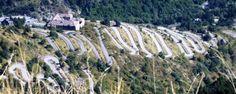 In moto da Cuneo a Ventimiglia lungo la Via del Sale e il Colle di Tenda